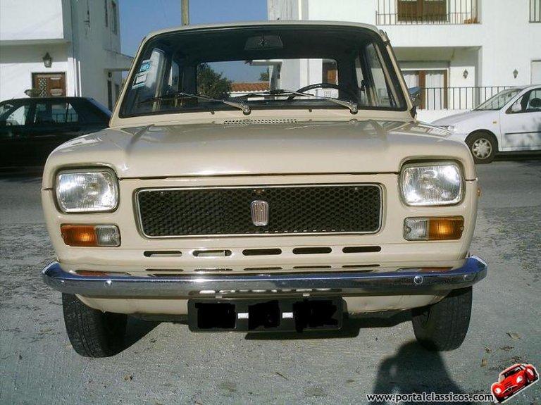 1977 - Fiat, 127