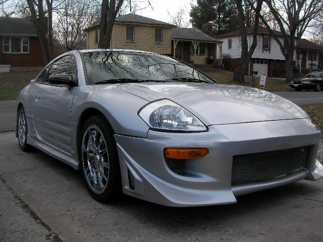 2003 - mitsubishi, Eclipse GT