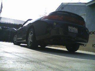1997 - Mitsubichi, Eclipse