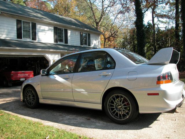 2005 - Mitsubishi, Lancer Evolution MR