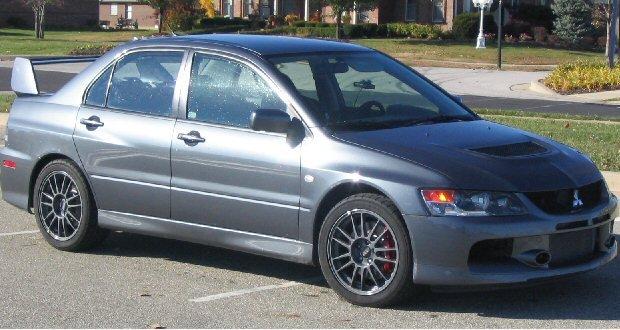 2006 - Mitsubishi, Lancer Evolution MR