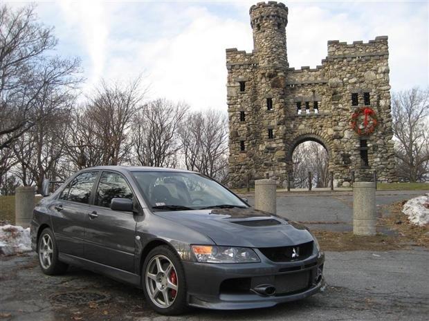 2006 - Mitsubishi, Evolution IX
