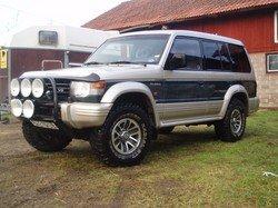 1993 - Mitsubishi, Montero