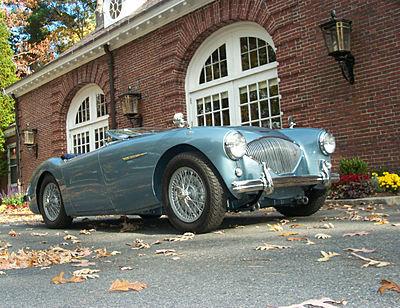 1956 - Austin Healey, 100-4 BN2