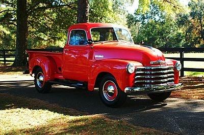 1947 - Chevrolet, Thriftmaster Pickup