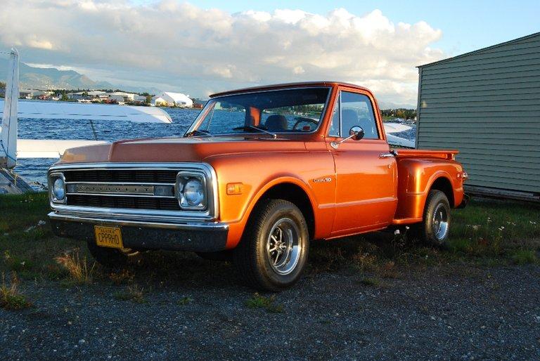 1969 - Chevrolet - Trucks