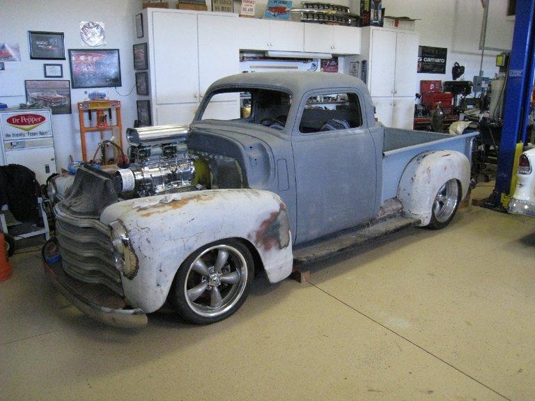 1950 - Chevrolet - Trucks
