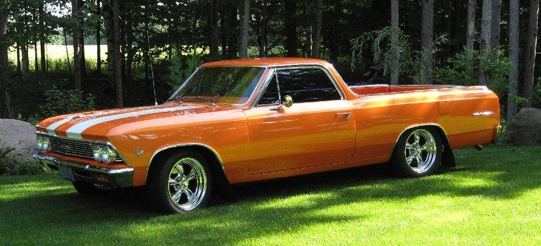 1966 - Chevrolet - Trucks