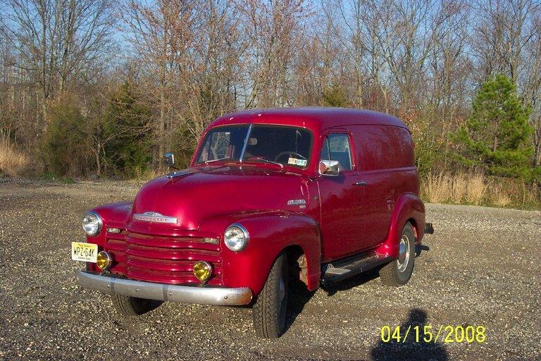 1951 - Chevrolet - Trucks