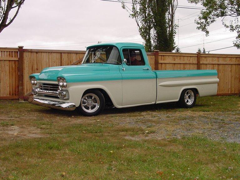 1959 - Chevrolet - Trucks