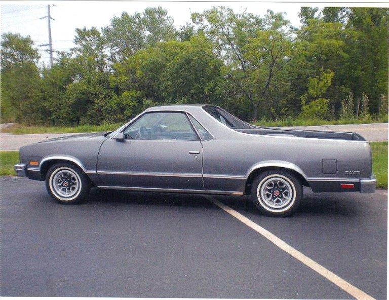 1987 - Chevrolet - Trucks