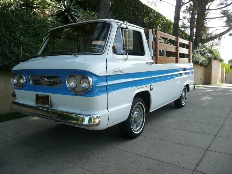 1961 - Chevrolet - Trucks