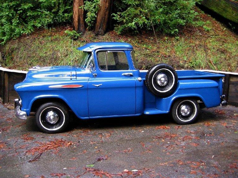 1957 - Chevrolet - Trucks