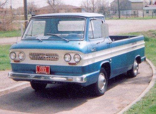 1963 - Chevrolet - Trucks