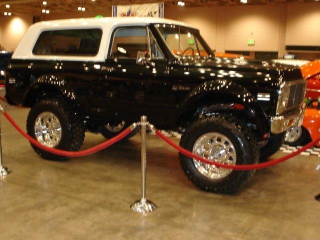 1972 - Chevrolet - Trucks