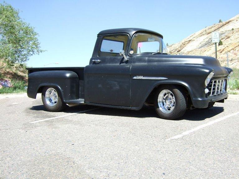 1955 - Chevrolet - Trucks