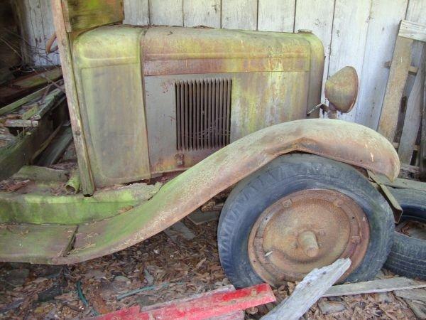 1929 - Chevrolet - Trucks