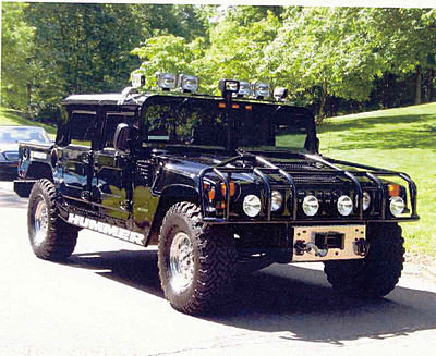 1996 - Hummer, H-1