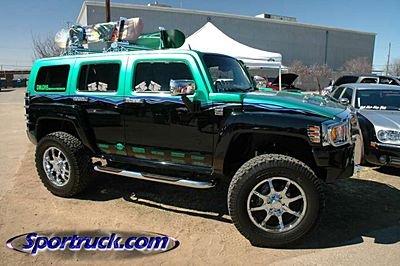 2006 - Hummer, H3
