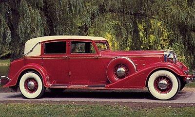 1932 - Chrysler, Imperial Custom Limousine