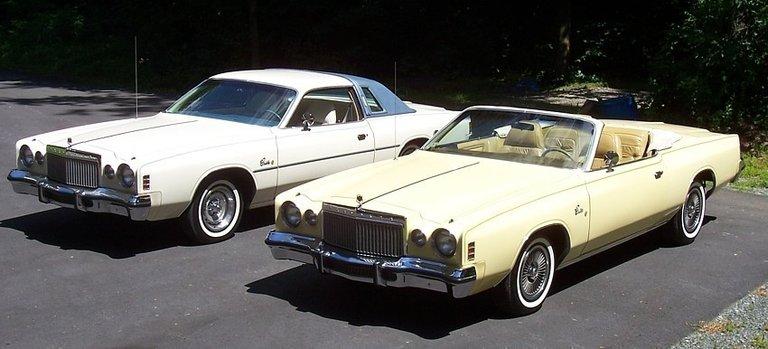 1977 - Chrysler - Classics