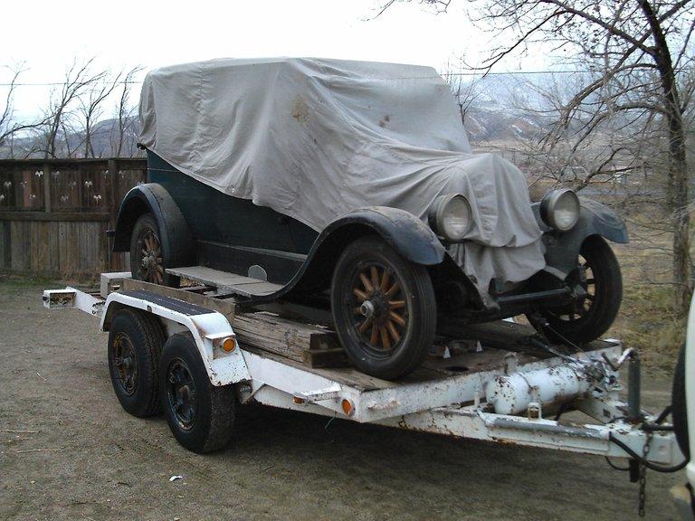 1924 - Chrysler - Classics