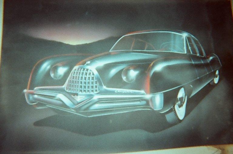 1953 - Chrysler - Classics