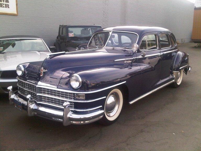 1946 - Chrysler - Classics