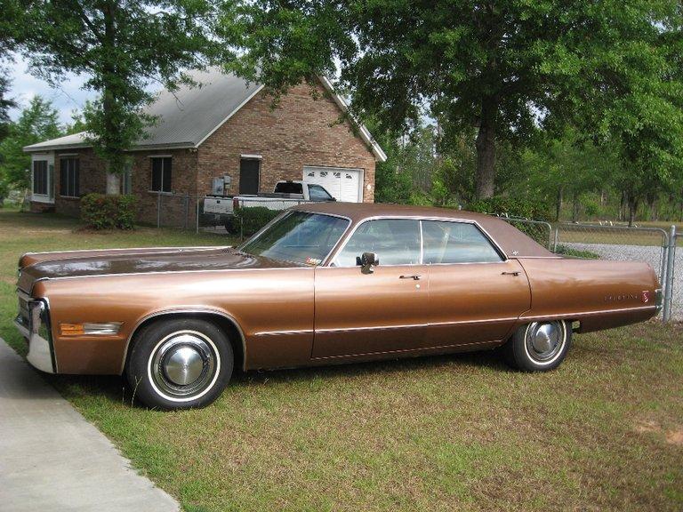 1972 - Chrysler - Classics