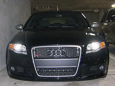 2007 - Audi, RS4