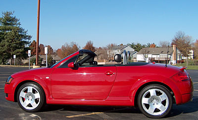 2001 - Audi, TT