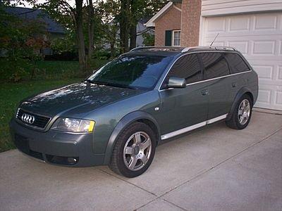2002 - Audi, allroad
