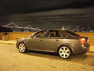 2004 - Audi, S4