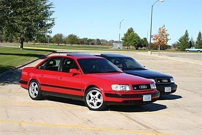 1993 - Audi, S4 quattro
