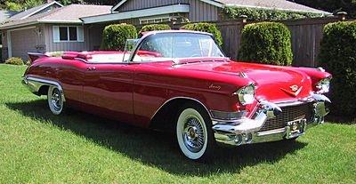 1957 - Cadillac, Eldorado Biarritz Convertible
