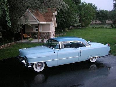 1955 - Cadillac, Coupe De Ville
