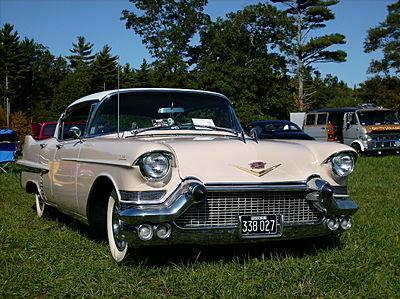 1957 - Cadillac, 62