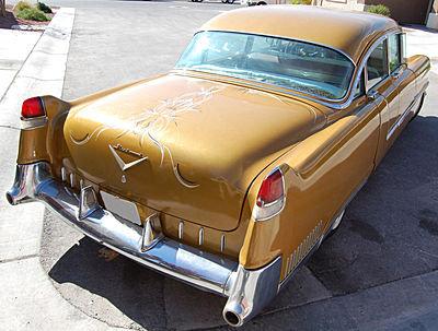 1955 - Cadillac, Fleetwood