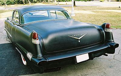 1956 - Cadillac, Sedan