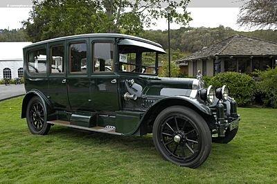 1915 - Cadillac, Model 51