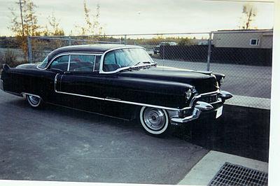 1955 - Cadillac, Coupe Deville