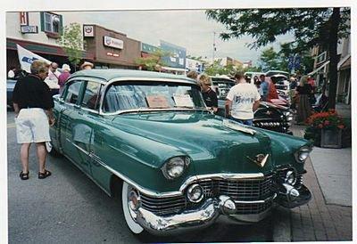 1954 - Cadillac, Fleetwood