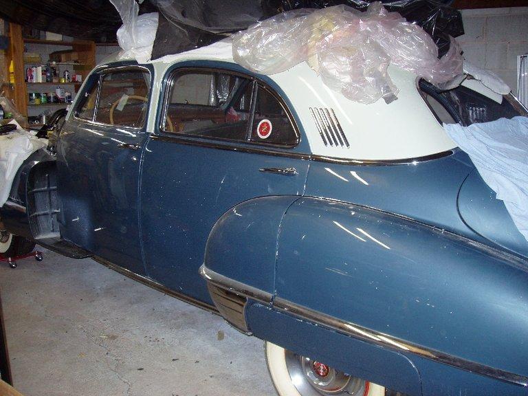 1947 - Cadillac - Classics