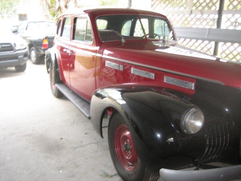 1940 - Cadillac - Classics
