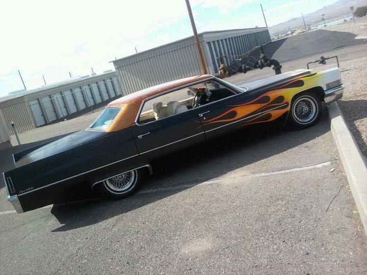 1970 - Cadillac - Cadillac