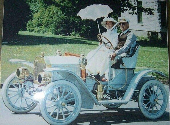 1909 - Cadillac - Classics