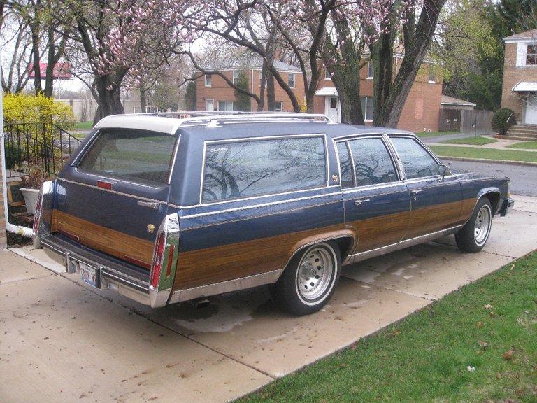 1989 - Cadillac - Classics