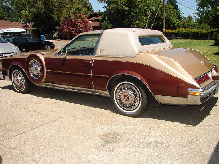 1981 - Cadillac - Classics