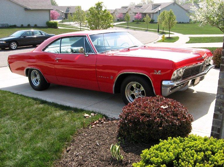 1965 - Chevrolet - Impala