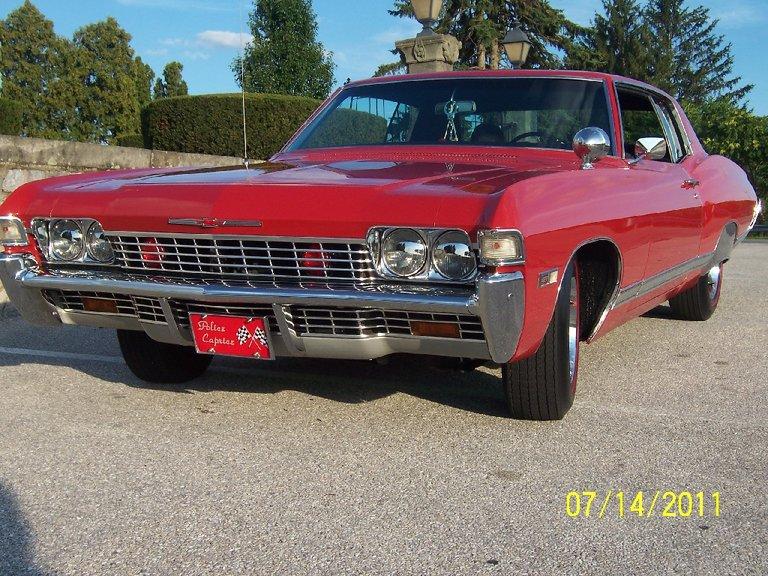 1968 - Chevrolet - Impala